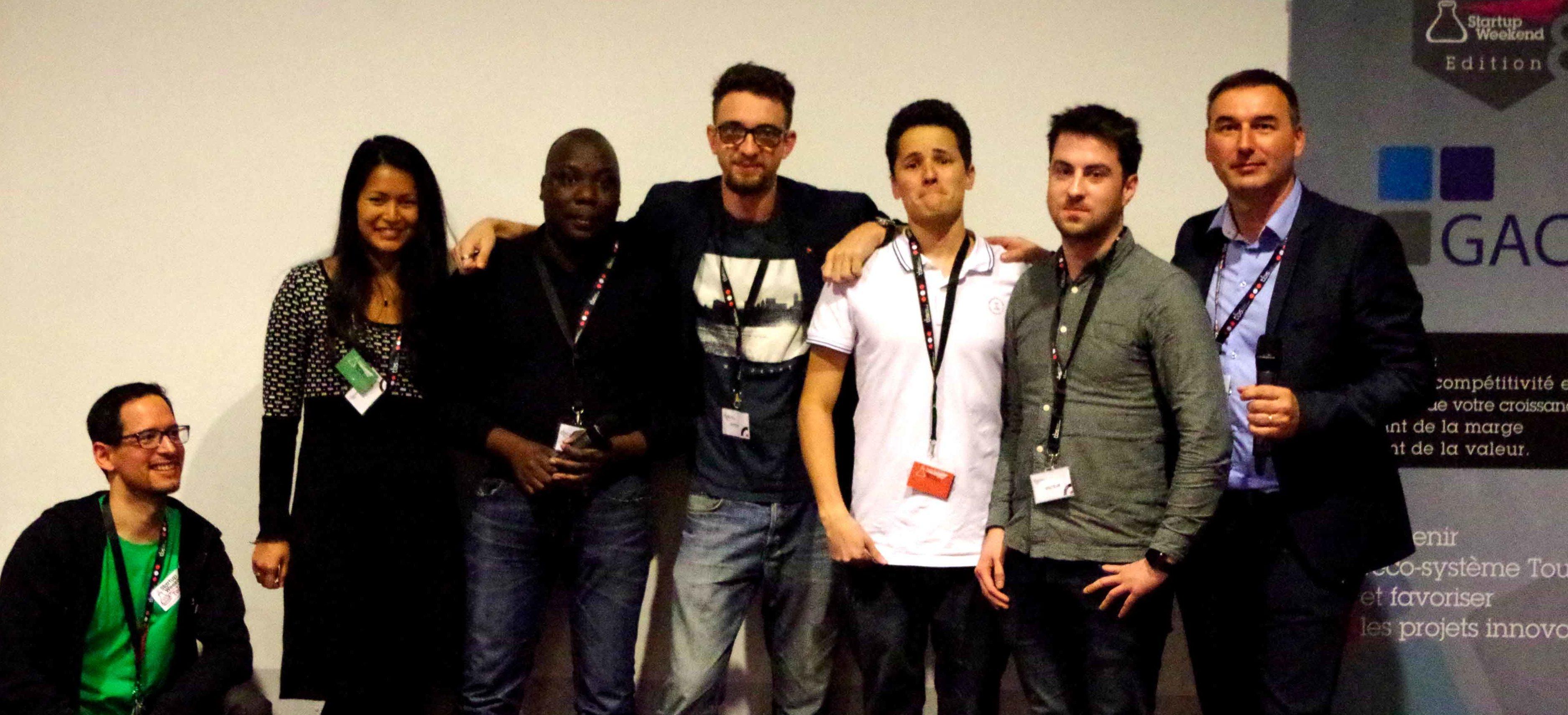 GAC Group partenaire du Start-Up week-end de Toulouse - GAC Group