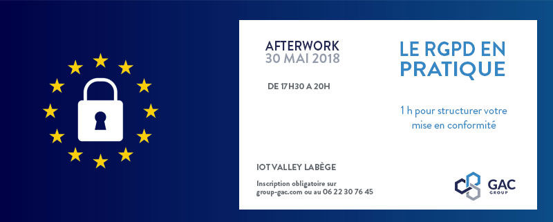 AFTERWORK RGPD en pratique