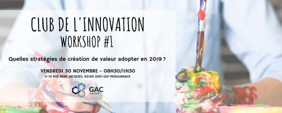 Workshop Innovation#1