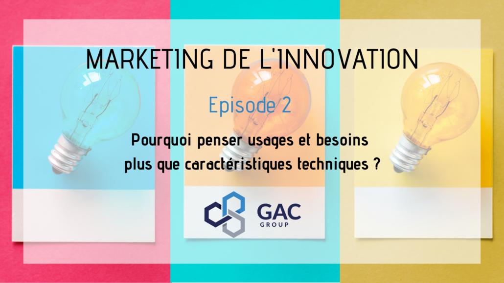Vidéo Marketing de l'Innovation #2