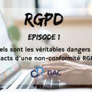 RGPD Vidéo dangers et impacts