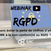 Replay Webinar RGPD