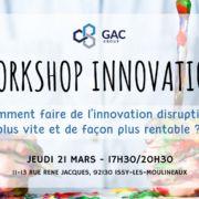 Workshop Innovation #1 Open Innovation