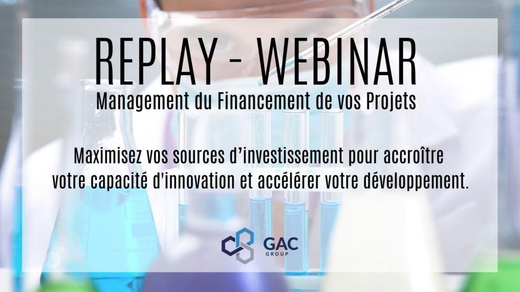 Webinar-MFP-Management du Financement de vos Projets