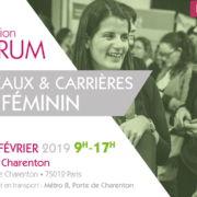 GAC au forum Elles Bougent 2019