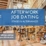 Job Dating Stages & Alternances