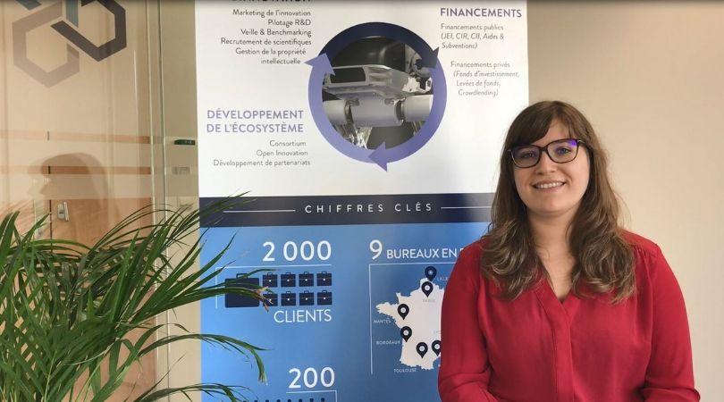 Portrait d'une GACer : Hélène, Consultante Innovation