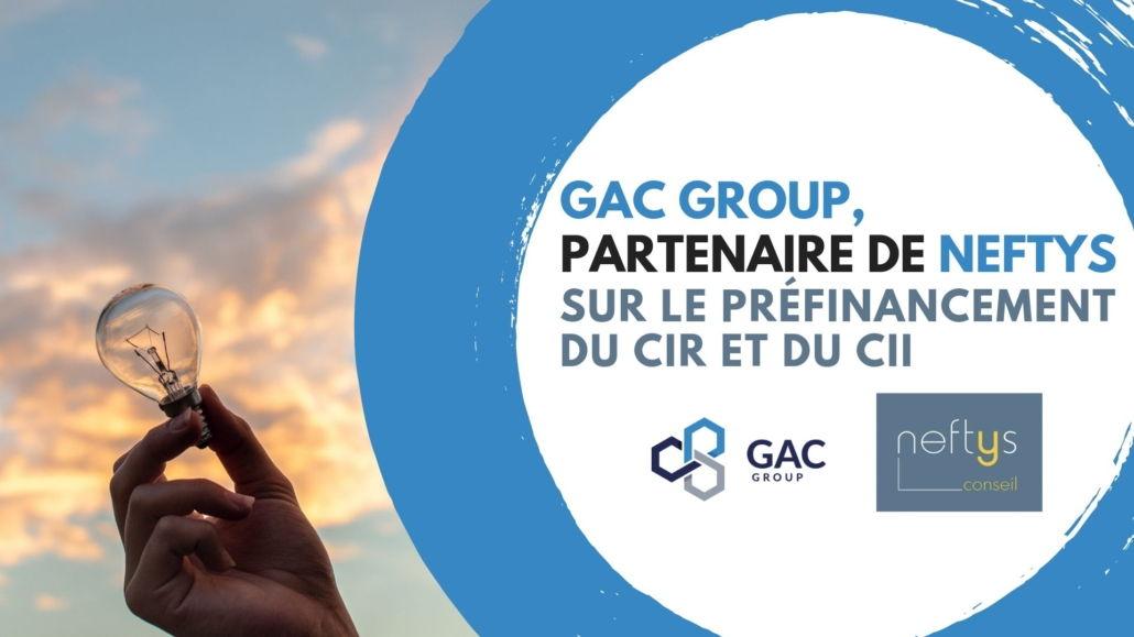 GAC partenaire de Neftys