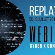 Webinar Cybersécurité - Innovation x Cybersécurité : Comment protéger la valeur que vous créez ?