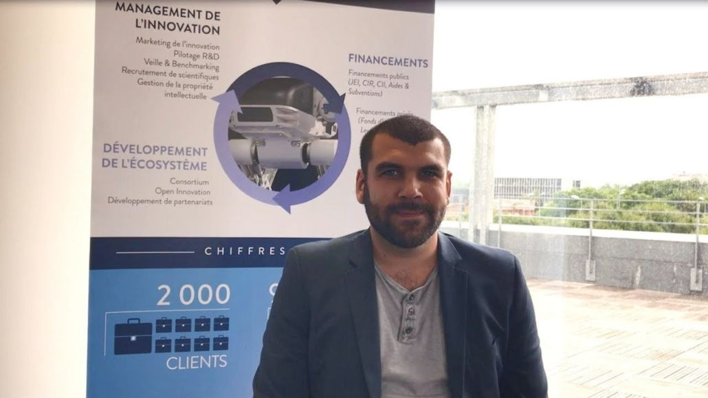 Portrait de Romain, Consultant Innovation